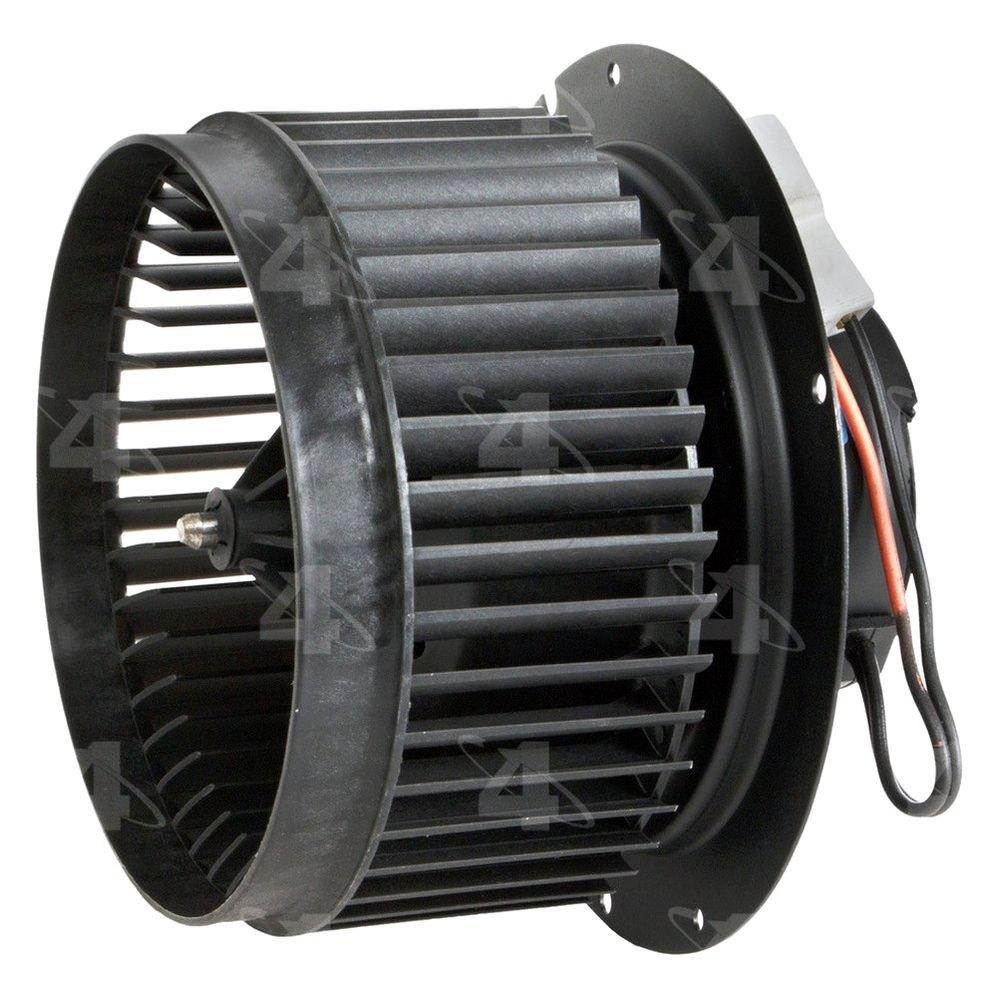 Four seasons 76982 hvac blower motor with wheel for Furnace blower motor price