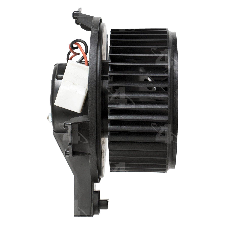 Four Seasons 76990 Hvac Blower Motor With Wheel