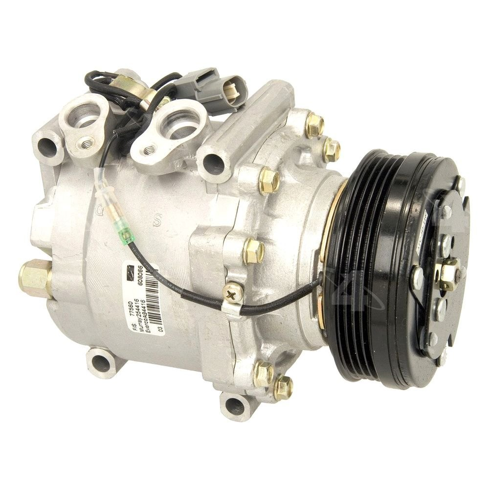 Four seasons honda civic with trs090 compressor 1994 for Honda civic ac compressor replacement cost