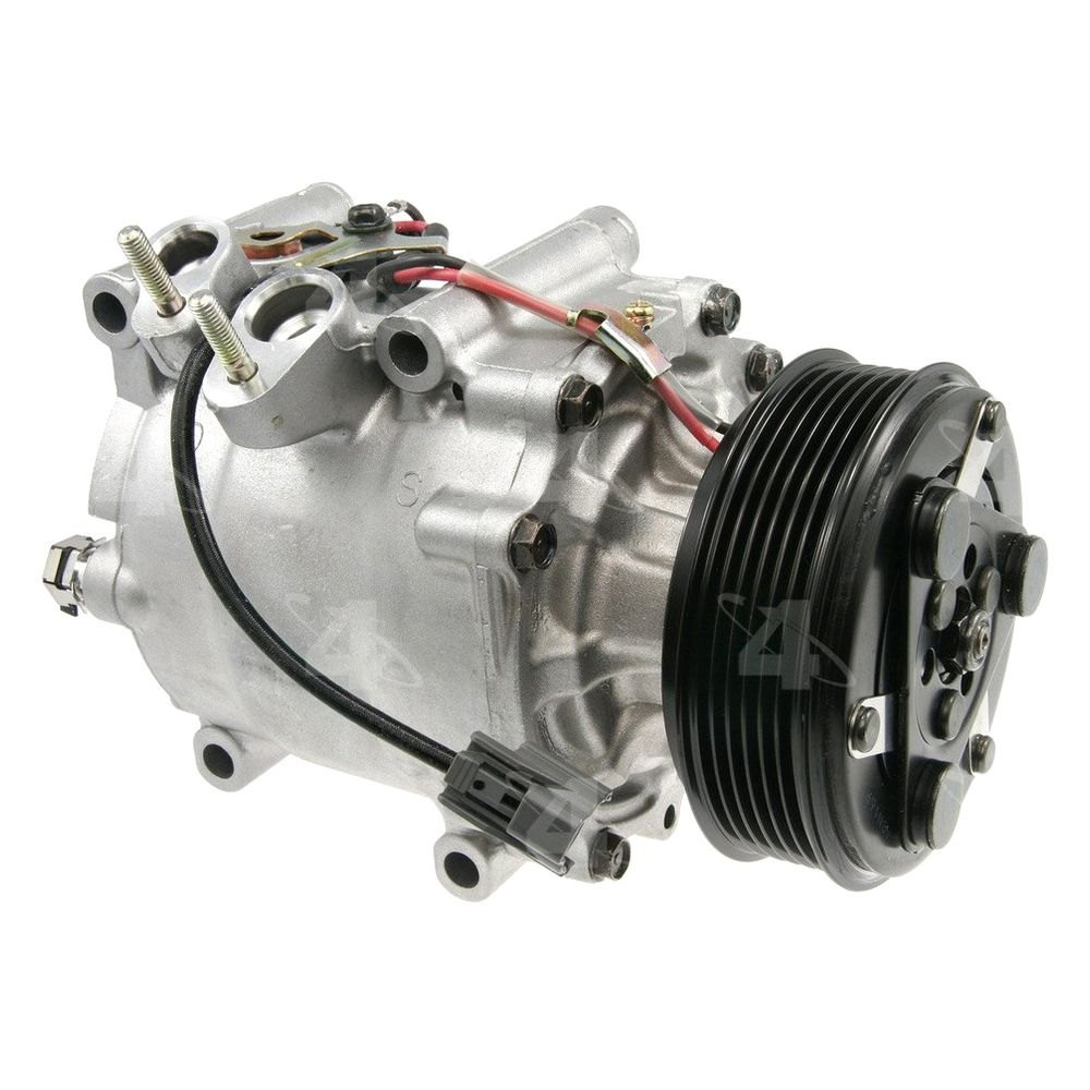 Four Seasons Heating And Air Conditioning >> Four Seasons® - Honda Civic with Factory Compressor Type TRS090 2001 A/C Compressor with Clutch