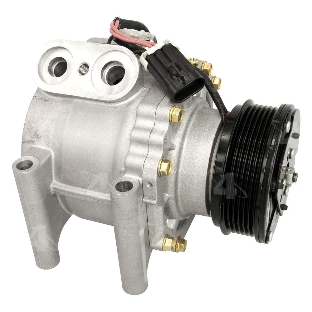Four Seasons Heating And Air Conditioning >> Four Seasons® - Chevy Trailblazer 2003 A/C Compressor with Clutch