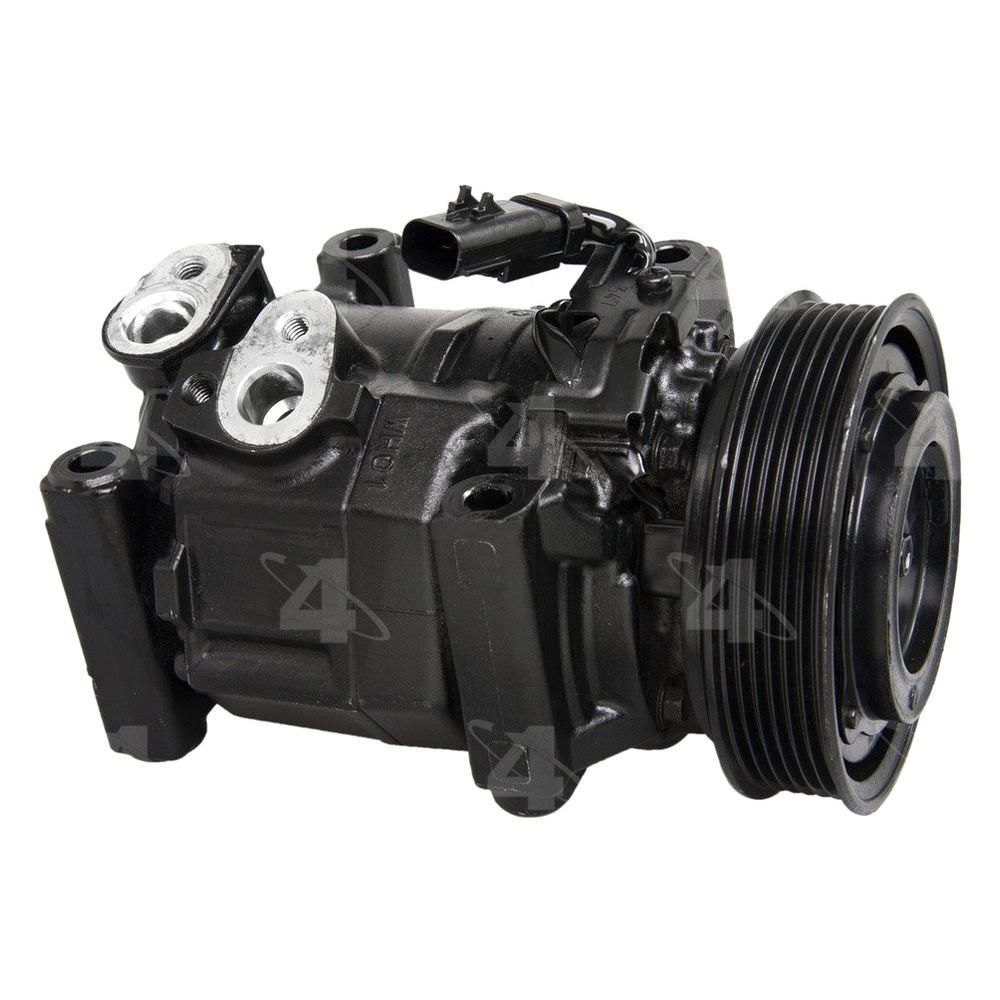 Chrysler 200 2011 A/C Compressor With Clutch