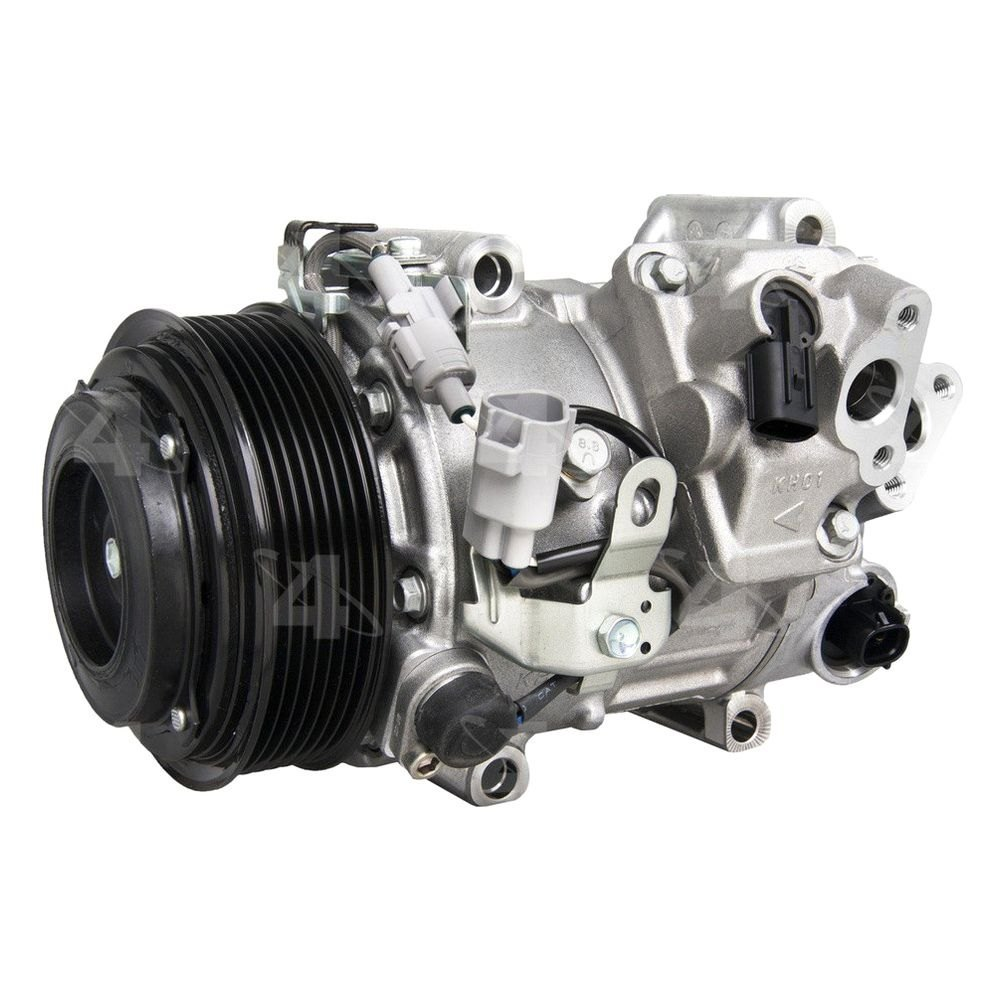 Four Seasons Air Conditioning >> Four Seasons® - Toyota Camry 2012 A/C Compressor with Clutch