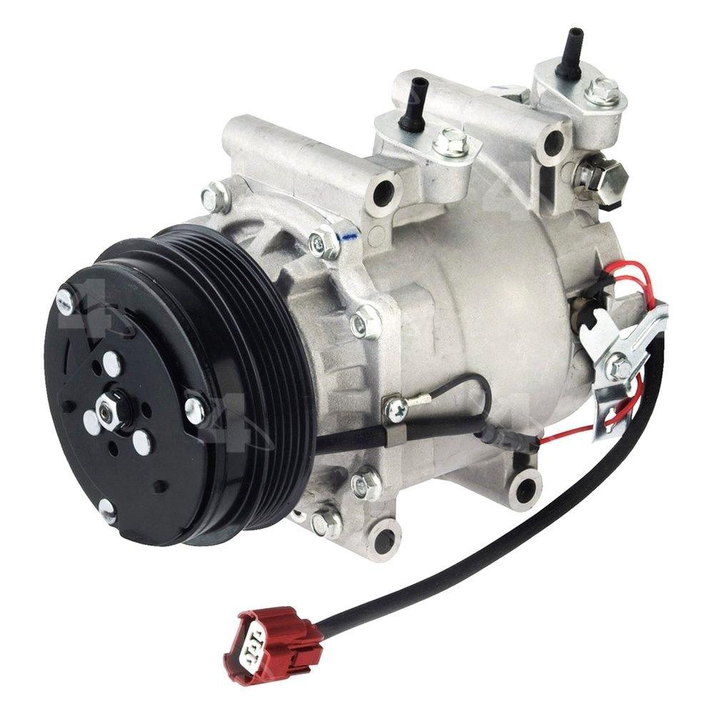 Four seasons honda fit with factory compressor type for Honda air compressor motor parts