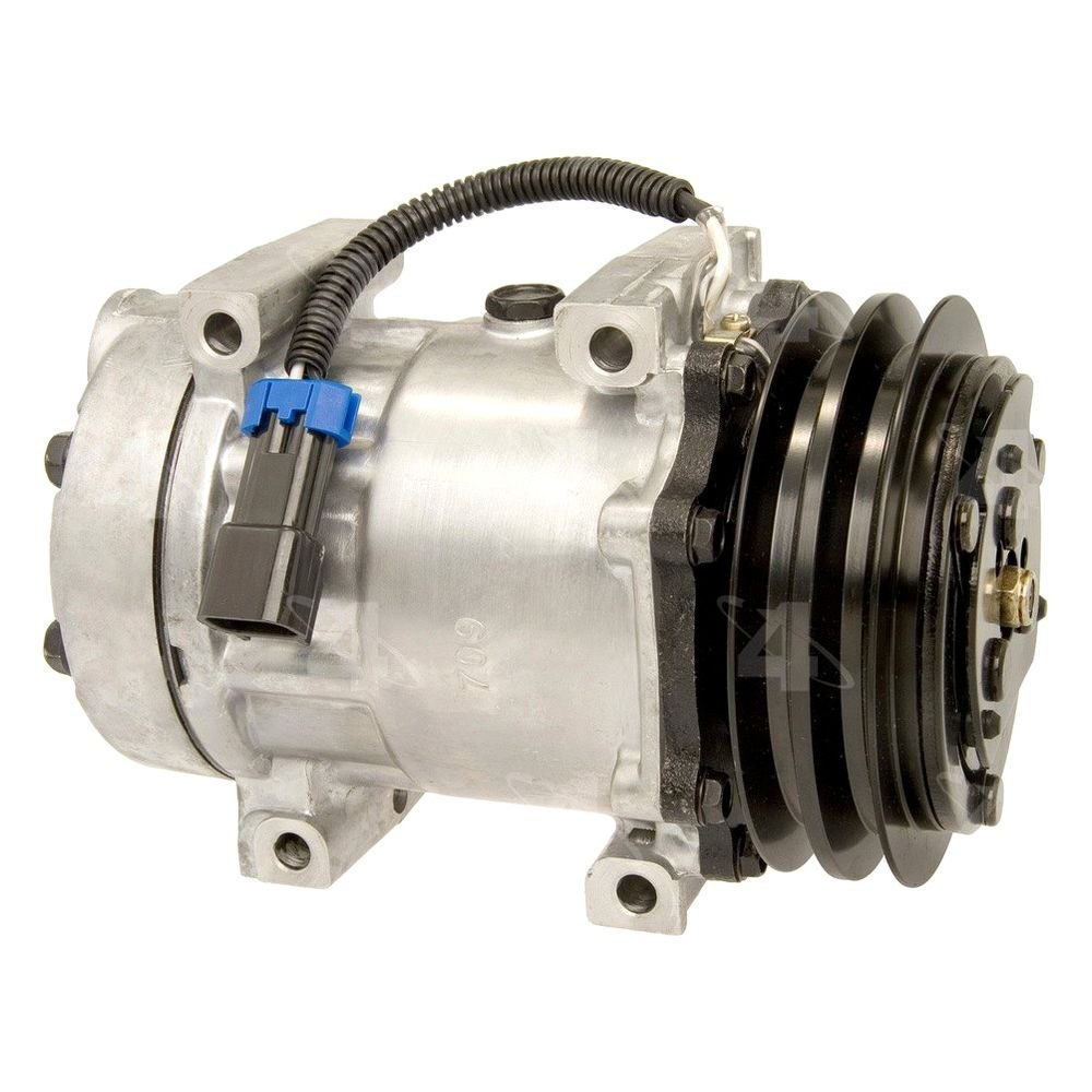 Four Seasons U00ae 98594  C Compressor With Clutch