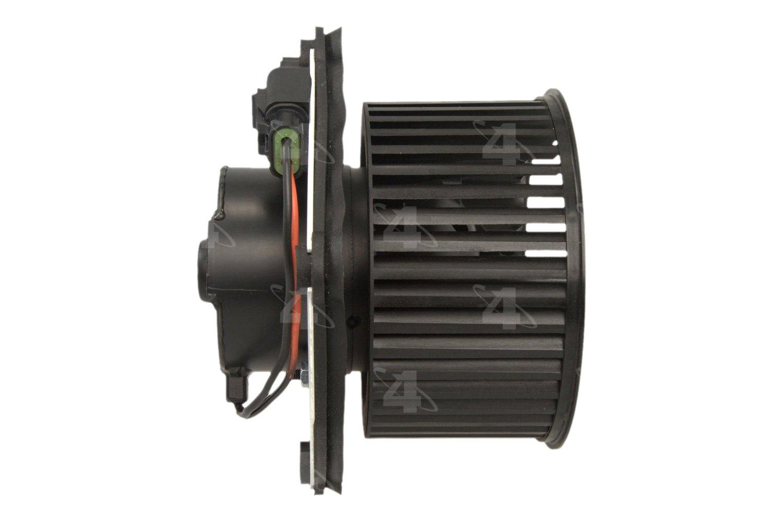 Motor Cooling Blades : Four seasons ford mustang radiator fan motor