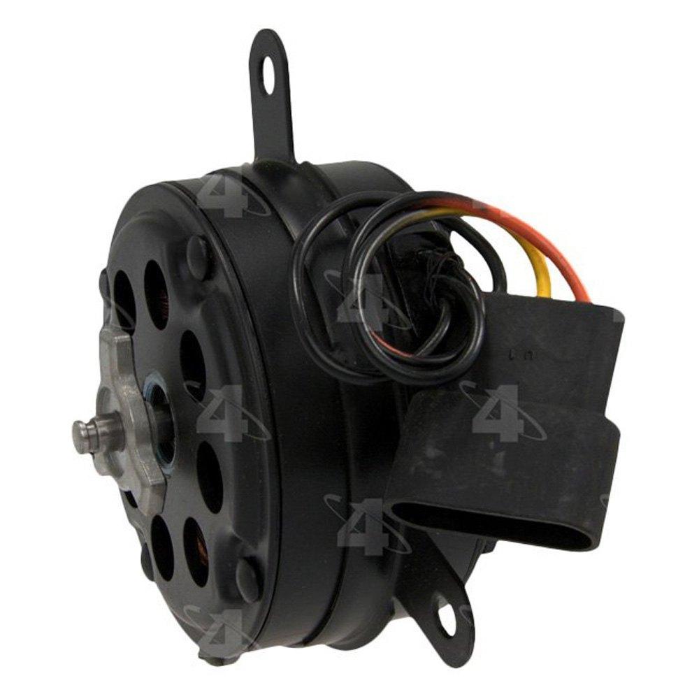 Motor Cooling Blades : Four seasons ford taurus radiator fan motor