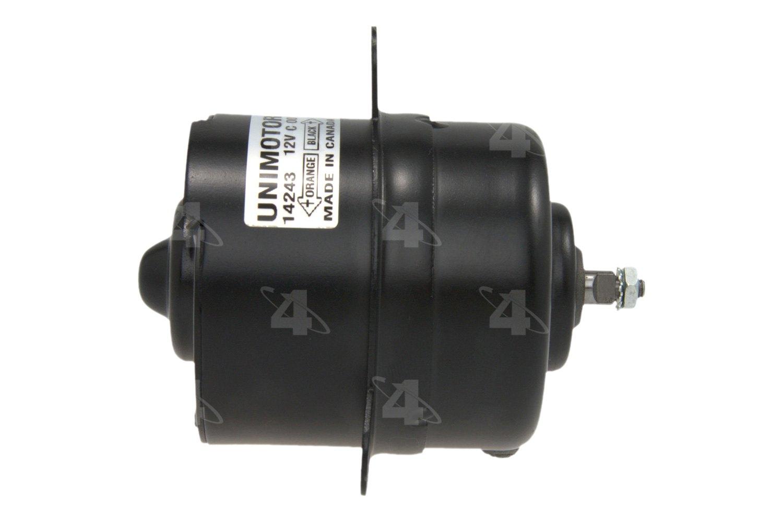 Motor Cooling Blades : Four seasons mazda miata  radiator fan motor