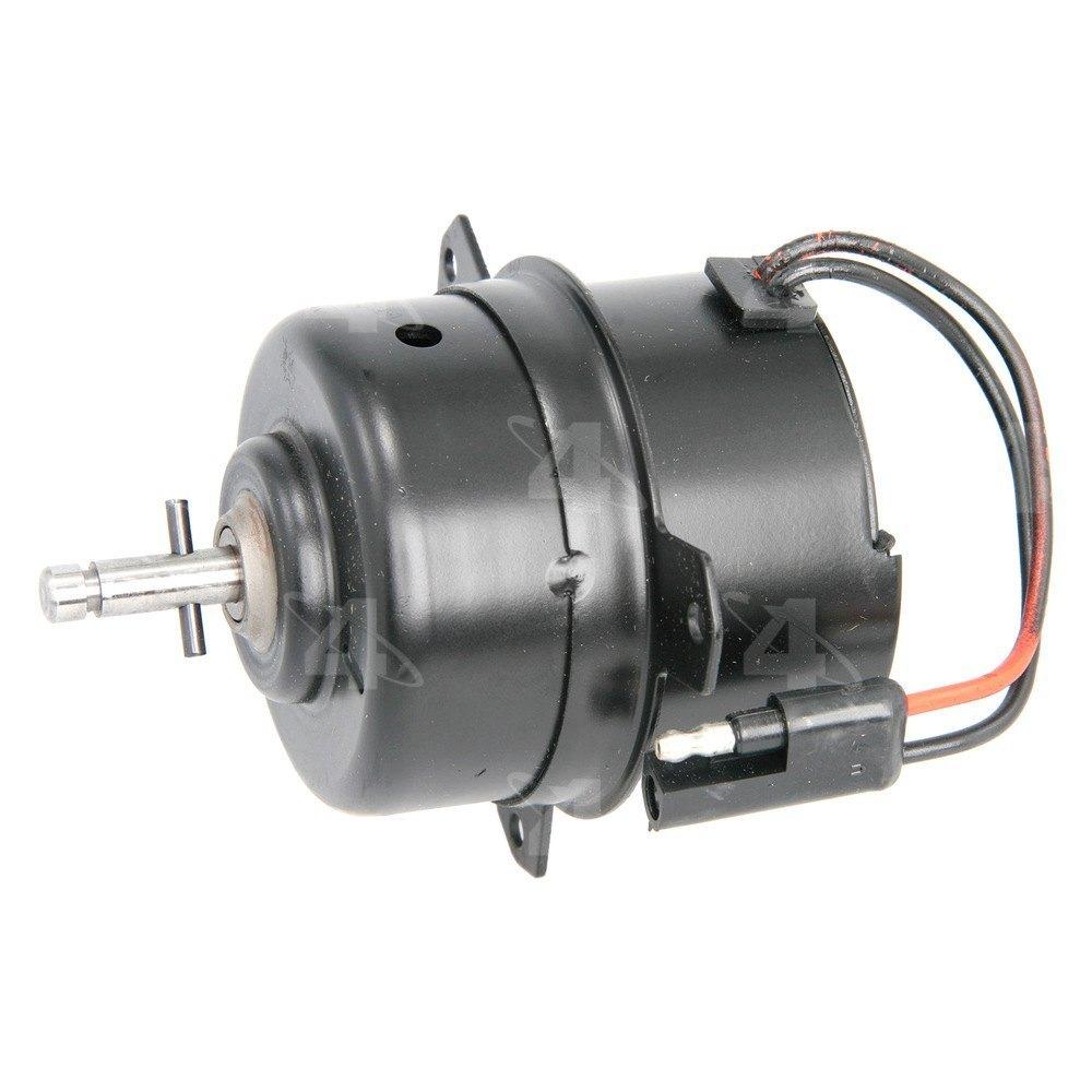 Motor Cooling Blades : Four seasons radiator fan motor