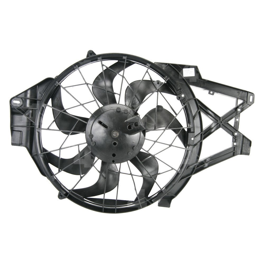 Motor Cooling Blades : Four seasons ford mustang  engine cooling fan