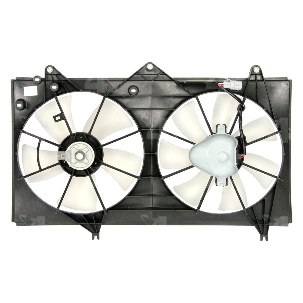 four seasons toyota camry 2002 2004 engine cooling fan. Black Bedroom Furniture Sets. Home Design Ideas