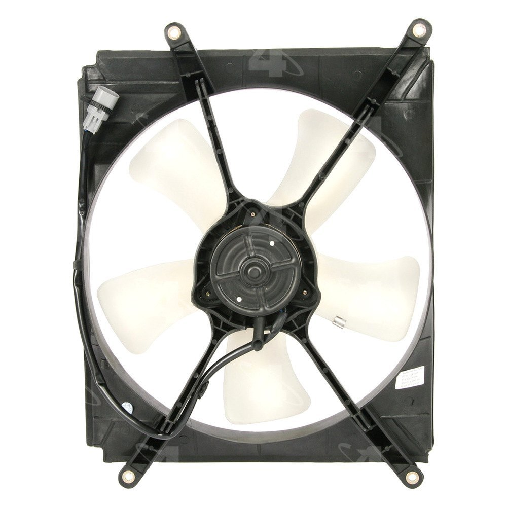 Motor Cooling Blades : Four seasons toyota camry engine cooling fan
