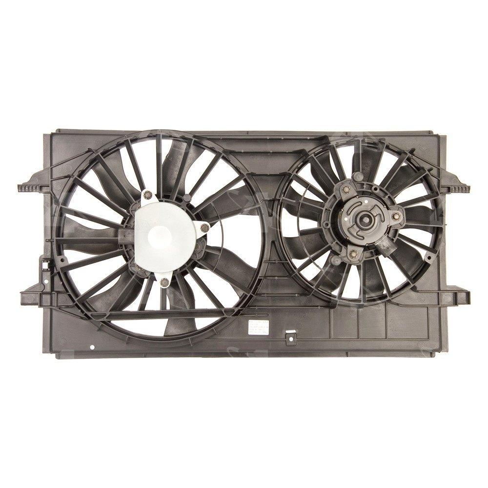 four seasons pontiac g6 2009 engine cooling fan. Black Bedroom Furniture Sets. Home Design Ideas