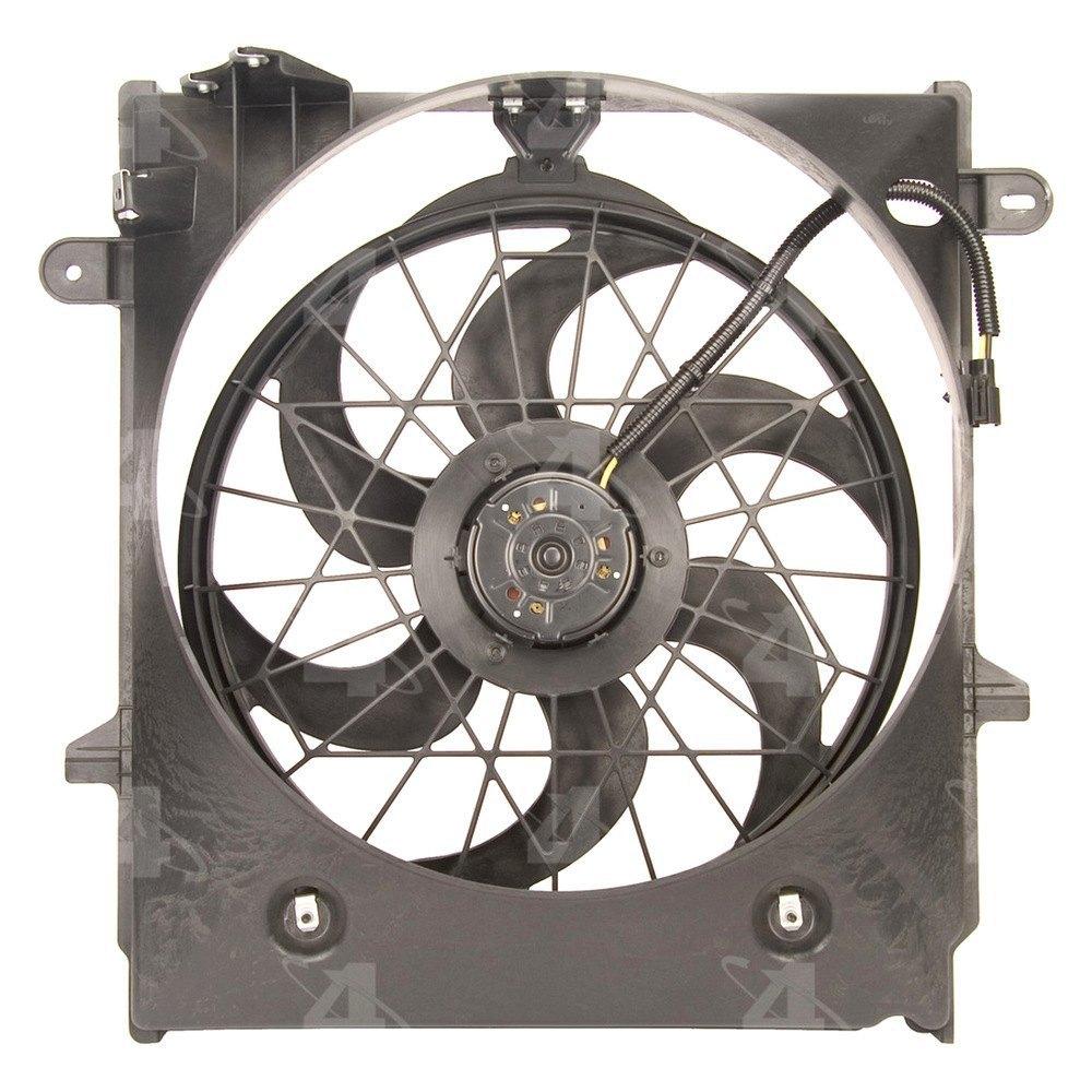 Four Seasons 75625 Engine Cooling Fan