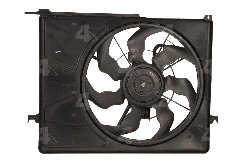 four seasons hyundai sonata 2006 2008 engine cooling fan. Black Bedroom Furniture Sets. Home Design Ideas
