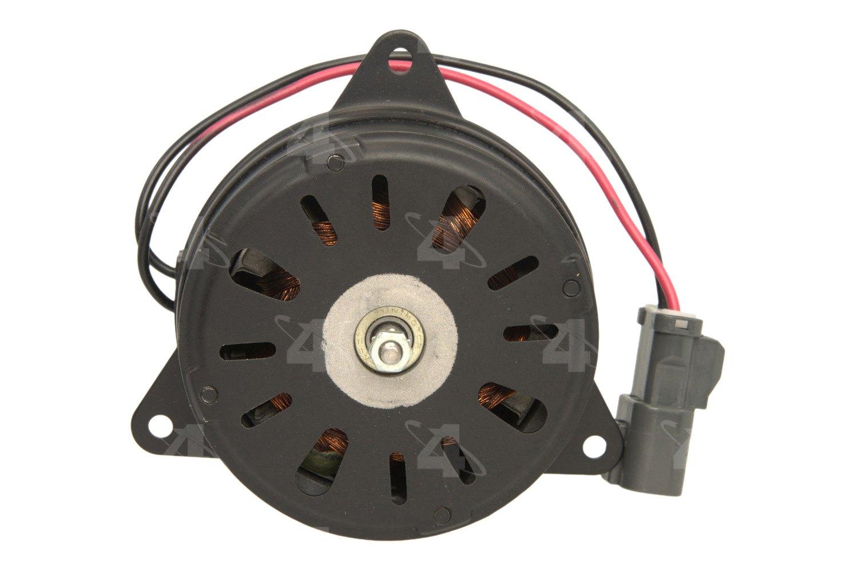 seasons honda accord   radiator fan motor