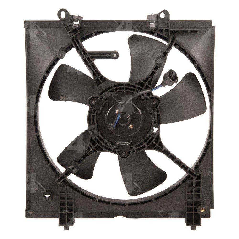 Motor Cooling Blades : Four seasons mitsubishi lancer  engine cooling fan