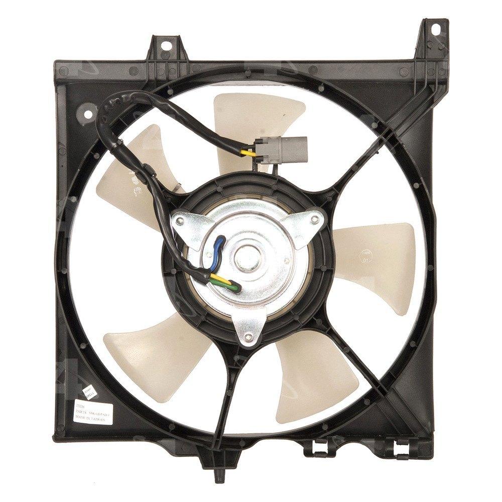 Motor Cooling Blades : Four seasons nissan sentra  engine cooling fan