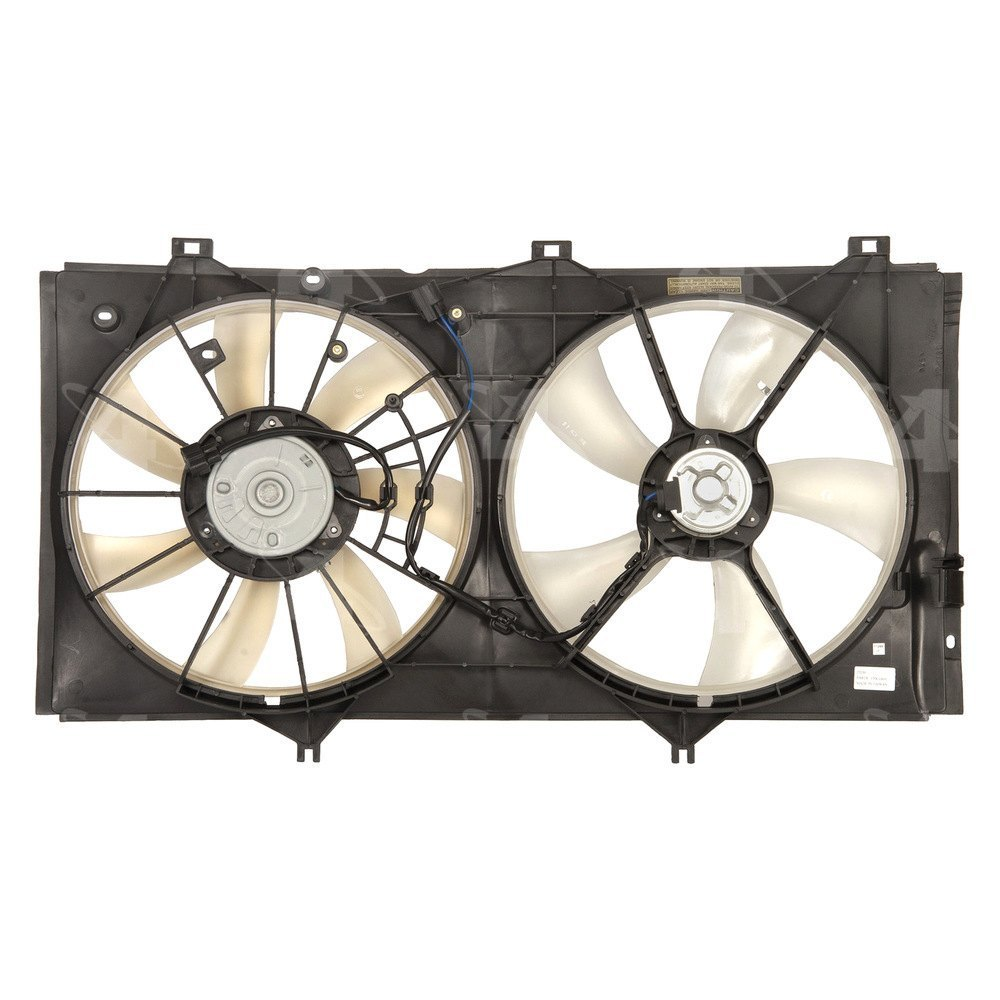 four seasons toyota camry 2008 2009 engine cooling fan. Black Bedroom Furniture Sets. Home Design Ideas