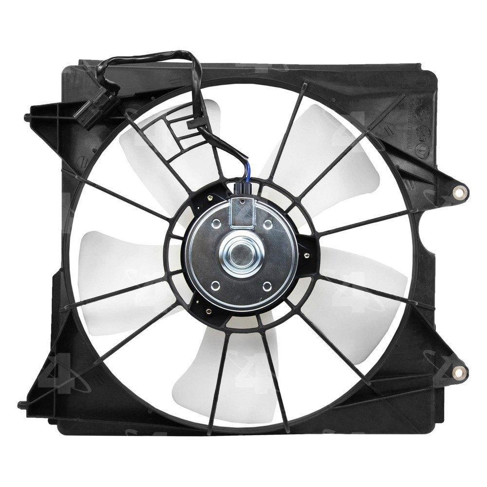 Motor Cooling Blades : Four seasons honda accord  engine cooling fan