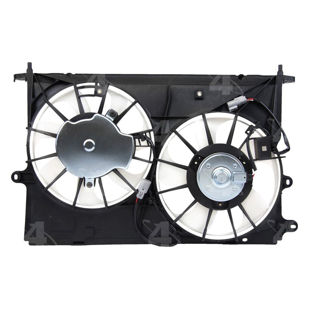 Motor Cooling Blades : Four seasons toyota corolla engine cooling fan