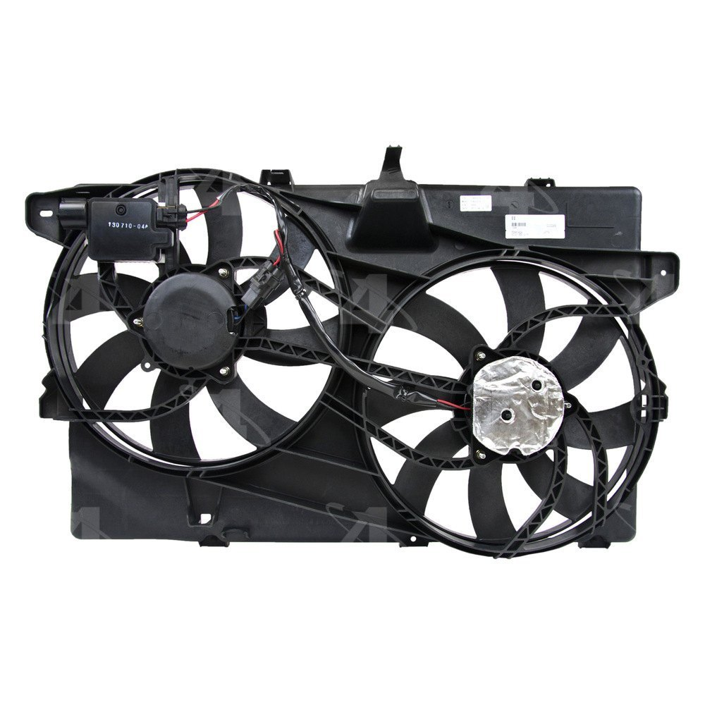 Motor Cooling Blades : Four seasons ford edge engine cooling fan