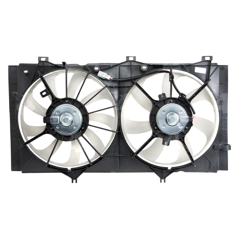 four seasons toyota camry 2010 engine cooling fan. Black Bedroom Furniture Sets. Home Design Ideas