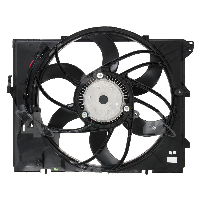 Motor Cooling Blades : Four seasons bmw i xdrive engine cooling fan