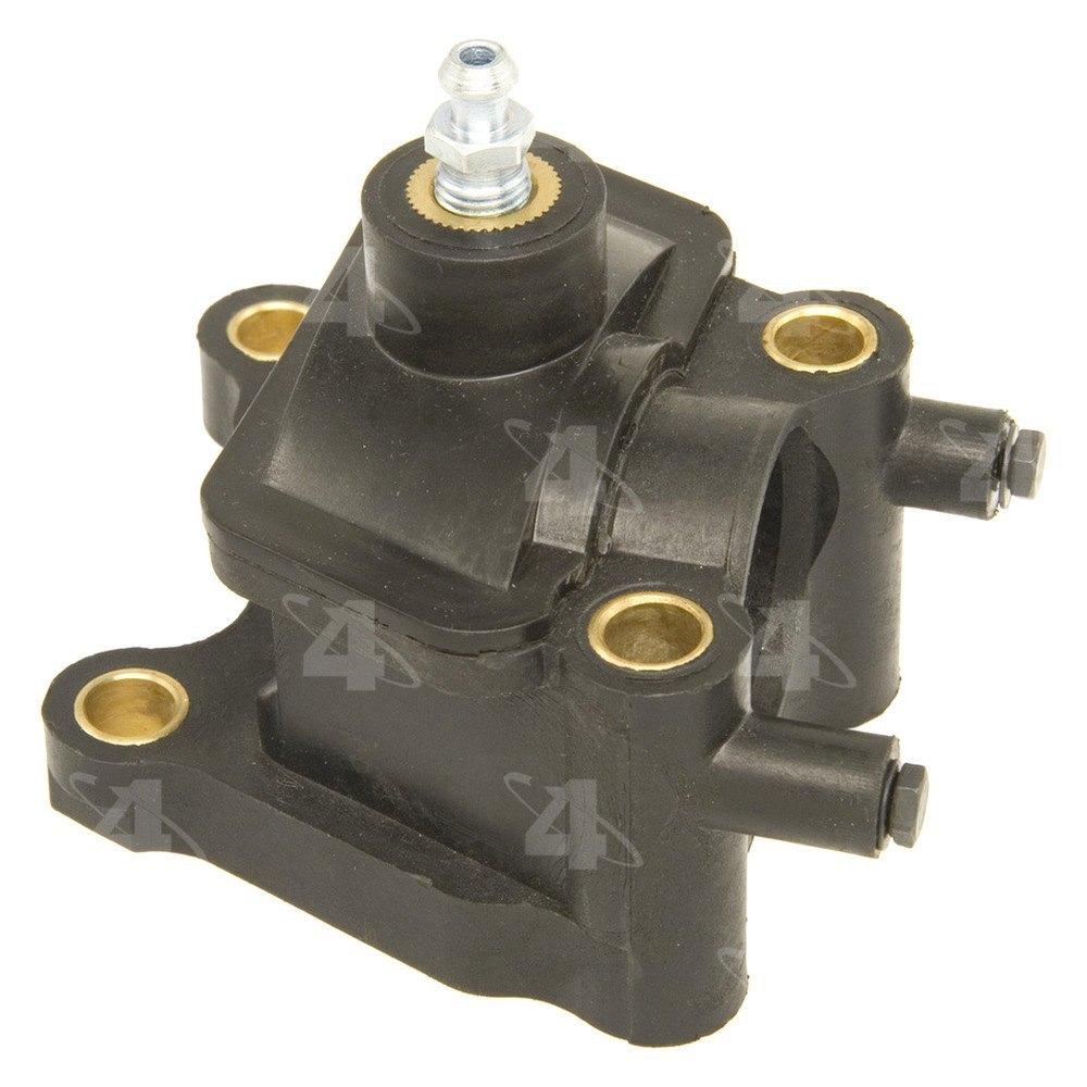 engine coolant air bleeder valve  engine  free engine