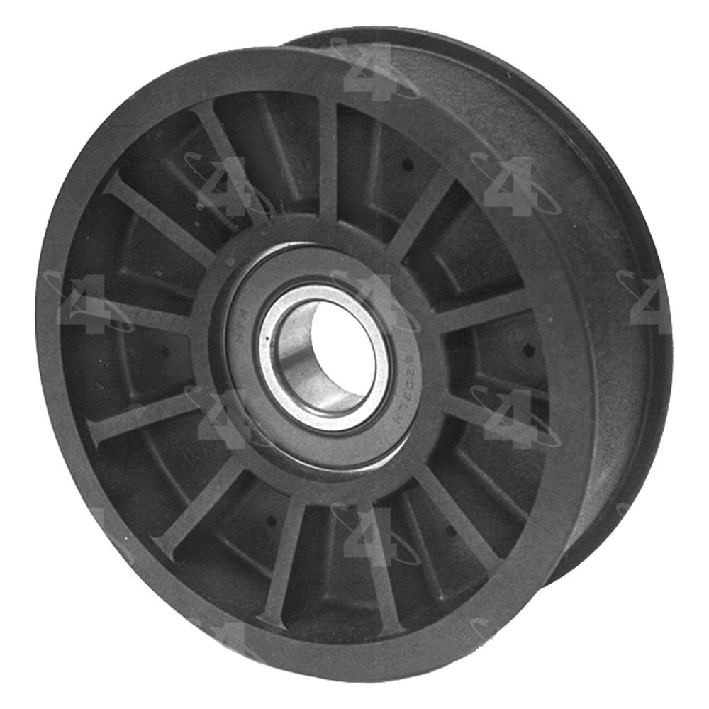 1997 gmc sierra how to change idler pulley
