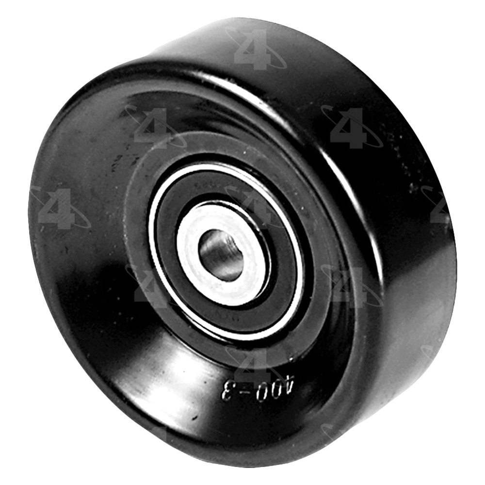 Greenfield Idler Pulley Belts: Smooth Drive Belt Idler Pulley