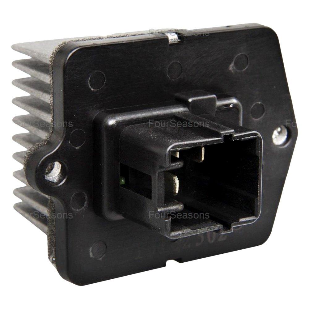 Four seasons 20373 hvac blower motor resistor for What is a blower motor resistor