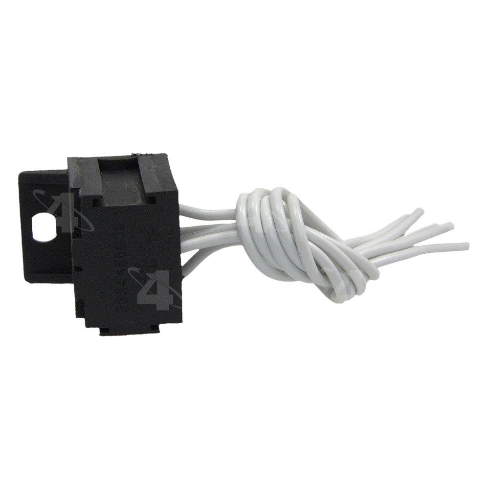 Four Seasons Hvac Blower Motor Relay Harness Connector Power
