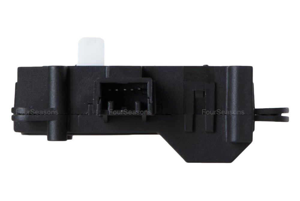 HVAC Heater Blend Door Actuator 4 Seasons 73382