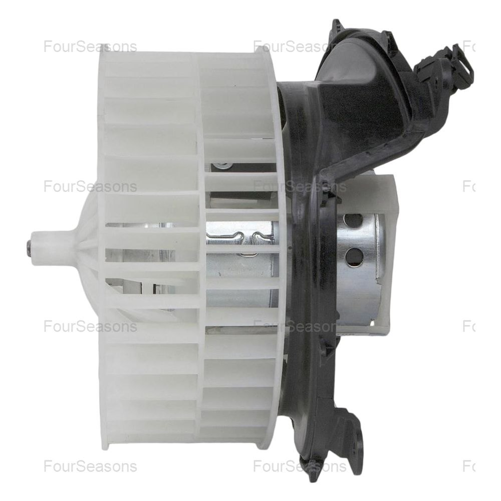 4-Seasons Four-Seasons Blower Motor Front New for Mercedes CL Class S 76972