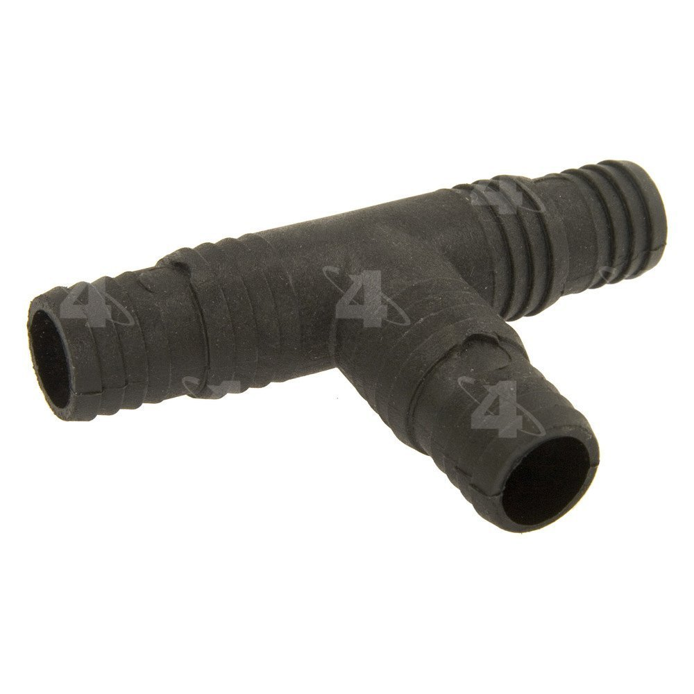 Four seasons heater fitting plastic t type hose a