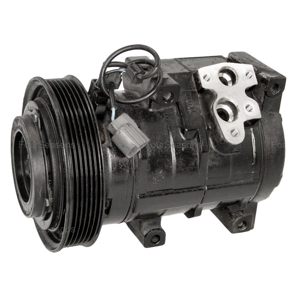 AC Compressor Clutch For Acura MDX Honda Odyssey Pilot Ridgeline Reman 97307