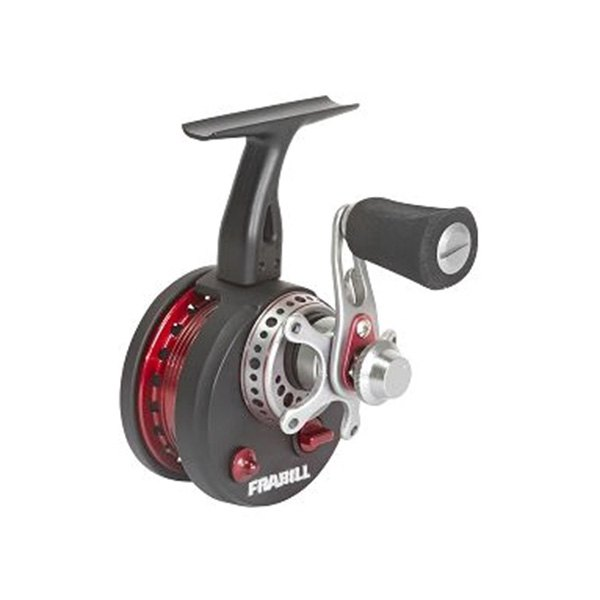 Frabill 690701 straight line 371 ice fishing reel in for In line ice fishing reel