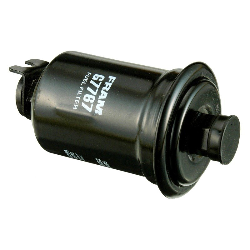 toyota camry fuel filter repair line