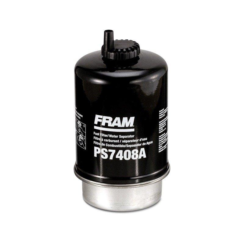 FRAM® - Fuel Filter/Water SeparatorCARiD.com