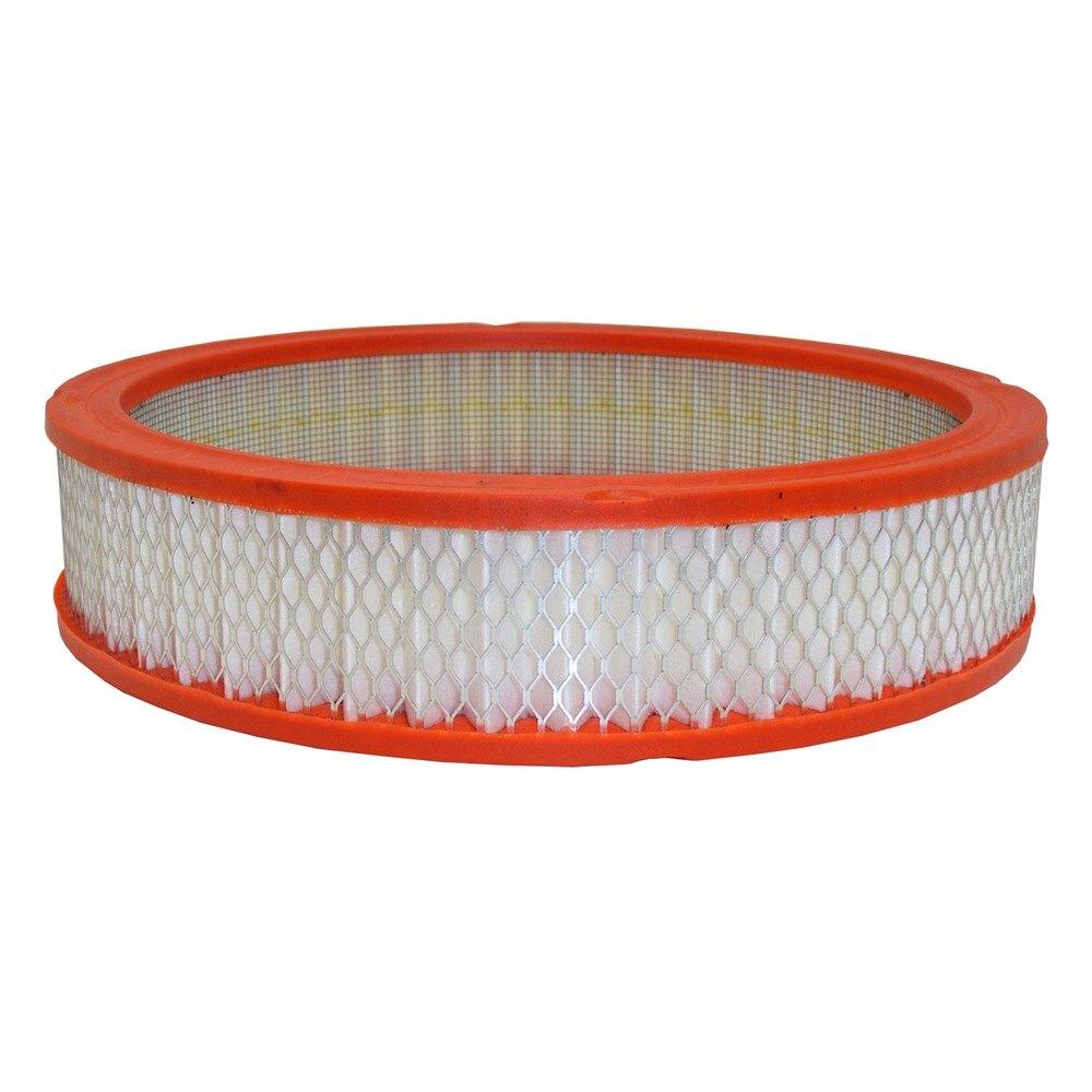 Round Air Filter : Fram chevy camaro  extra guard™ round air filter