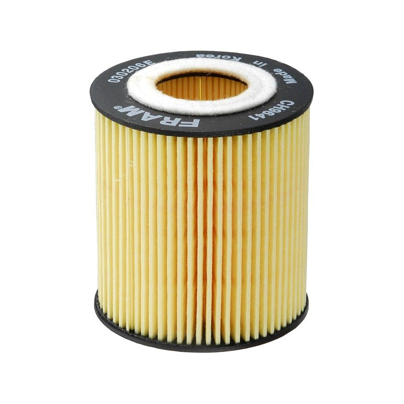 How to install cartridge oil filter 11