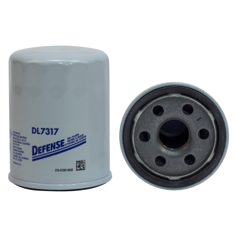 FRAM® - Spin-On Defense Oil Filter