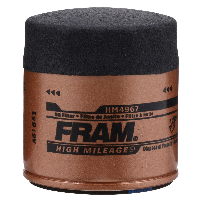 FRAM® - High Mileage™ Spin-On Oil Filter