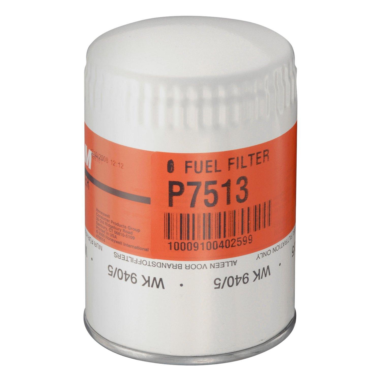 Fram P7531 Hydraulic Filter Performance Fuel