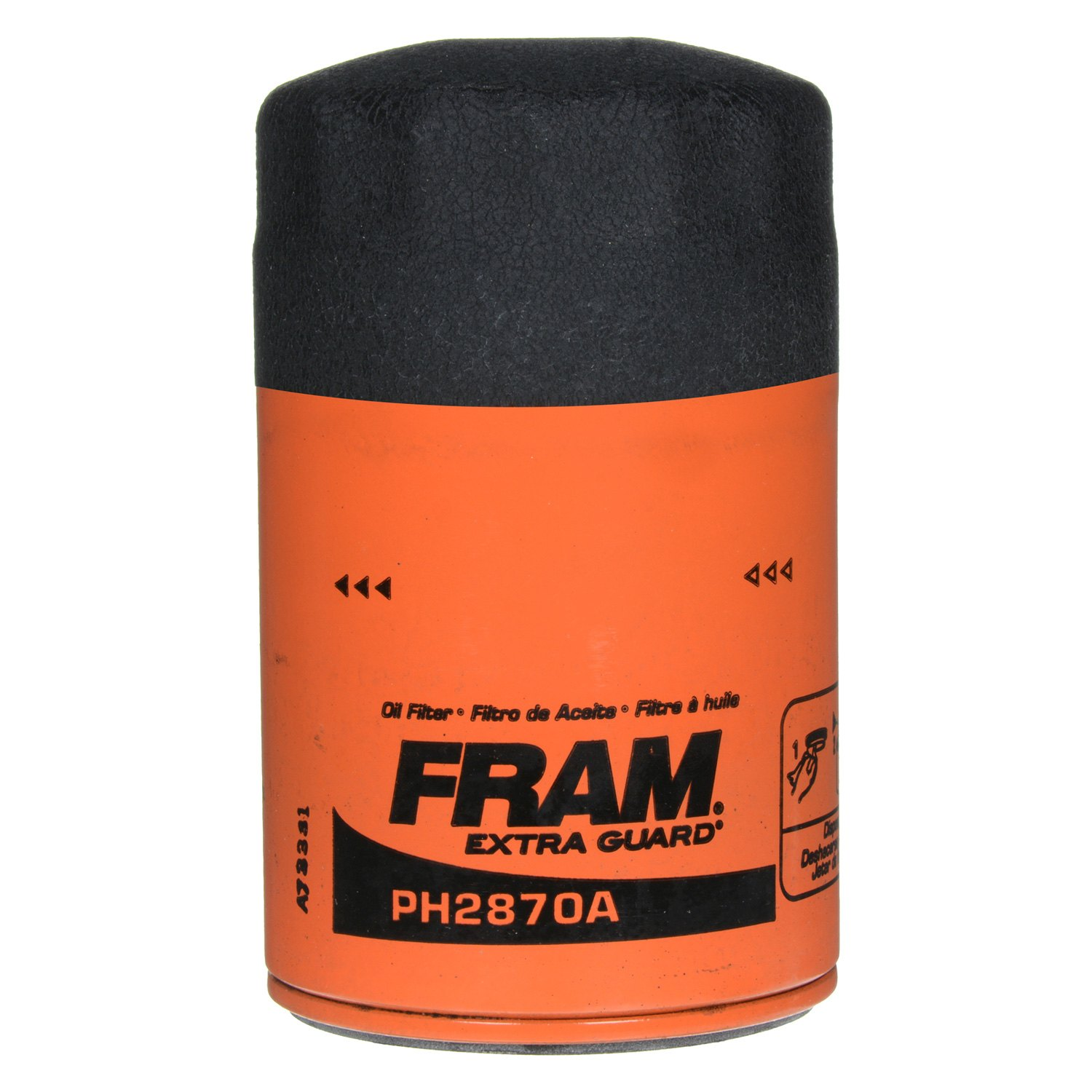 fram� - extra guard™ cartridge spin-on oil filter