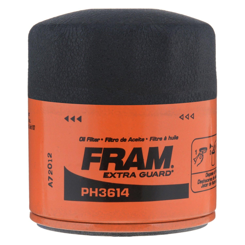 FRAM® - Extra Guard™ Optional Oil Filter