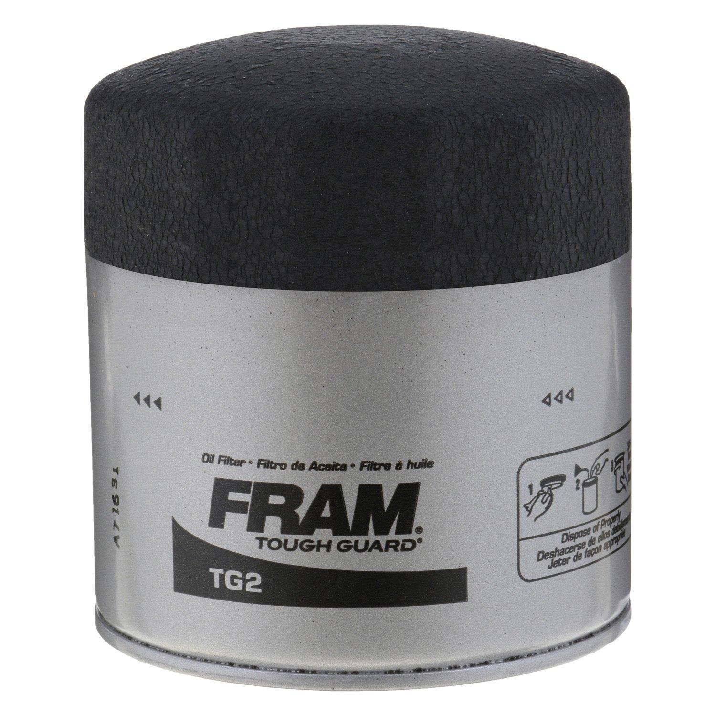 Fram Tg2 Tough Guard Long Oil Filter Fuel For 2005 Sport Trac
