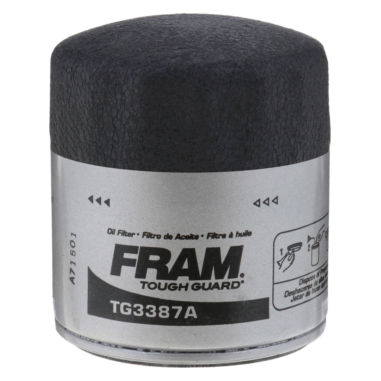 Fram Tg3387a Tough Guard Oil Filter Buick Terraza Engine Schematics
