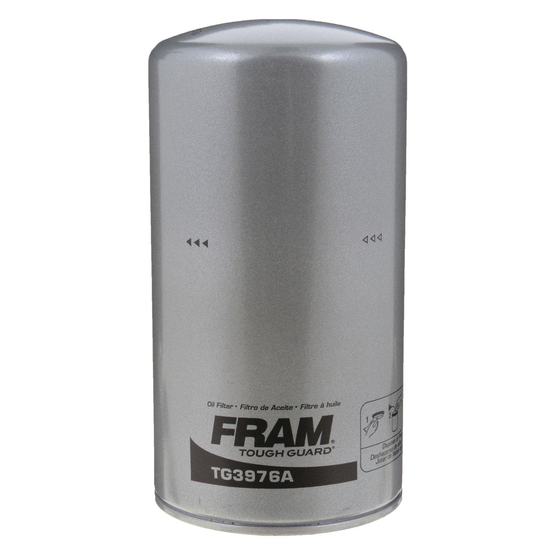 Fram Tg3976a Tough Guard Oil Filter Performance Fuel